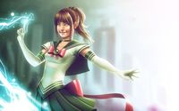 Sailor Jupiter by *lenadrofranci