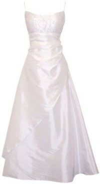 Beaded Taffeta Prom Formal Gown Holiday Party Cocktail Dress Bridesmaid: Clothing