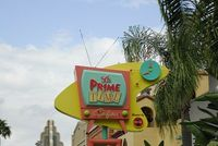 50's Prime Time Cafe at Disney's Hollywood Studios.