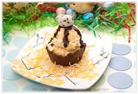 Mais Queso (Corn And Cheese) Ice Cream Nests : If you are looking for the perfect Easter dessert, this is for you! This is something that's sure t...[read more at Food Frenzy]