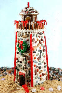 How to build a Gingerbread House at the last minute Parsley Sage Desserts and Line Drives