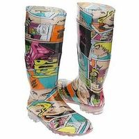 Comic Wellies... �™�