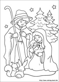 Coloring juxtapost for Jesus is the reason for the season coloring pages