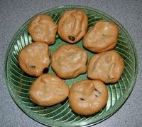Chocolate Chip Clouds