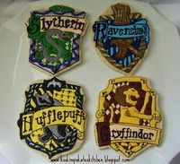 I am so impressed with these HP cookies.