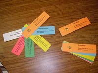 Blooms Taxonomy questions for reading comprehension