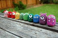 Monsters Amigurumi
