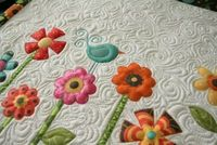 Wonderful quilting