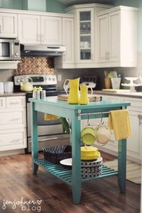 like this simple island. I want one for my kitchen