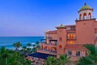 The Sheraton in Cabo San Lucas