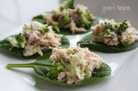 For low-carb tuna lovers like me!