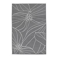 GISLEV Rug, low pile - grey - IKEA