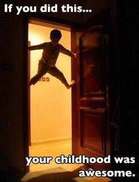 neat things i did as a kid