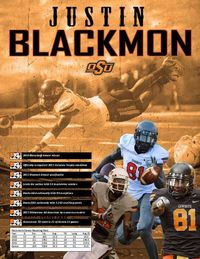 Oklahoma State- Blackmon-Best WR out there!!