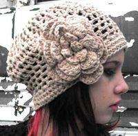 crochet cute hat