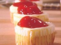 Cherry Cream Cheese Tarts