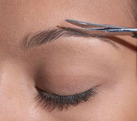 How to Trim Long Eyebrow Hairs After Waxing