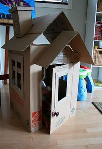 Ultimate Box house