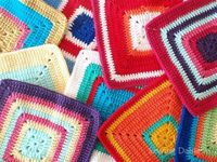 crochet patterns colour