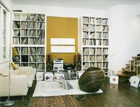 Ikea Expedit Bookcases - perfect for record storage!