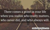 A Point In Your Life #quotes #inspirational