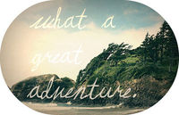 what a great adventure Art Print