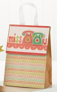 Miss You Gift Bag by