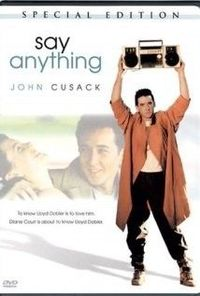 "Say Anything (1989) ""I don't want to sell anything, buy anything, or process anything as a career. I don't want to sell anything bought or processed, or buy anything sold or processed, or process anything sold, bought, or processed, or..."