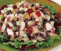 Weight Watchers Waldorf Salad