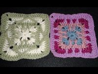Granny Square Crochet Playlist - Please Share
