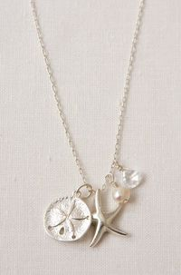 Stella & Dot Starfish Necklace