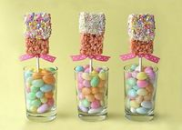 fun for easter tablescape