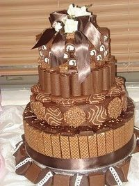 Little Debbie Wedding Cake Grooms Cake Would be fun for a party too