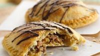 Peanut Butter Cup Cookie Stuffed Pies
