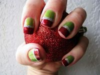 My Grinch Nails