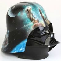 Star Wars Vader fashion. There is more!