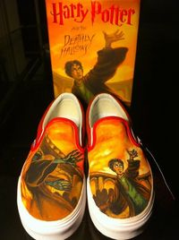 These shoes are made of awesome.