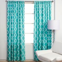 Mimosa Panels - Aquamarine from Z Gallerie