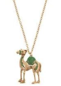 Camel necklace $17.99