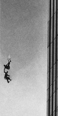 This photograph intrigues me so much! From 9/11
