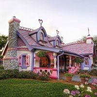 Minnie's house at Disney �™�