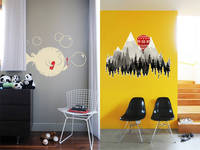 Blik / Wall Graphics sprk / all things creative