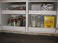 DIY Pull-Out Cupboard Drawers