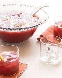 Holiday Citrus Punch